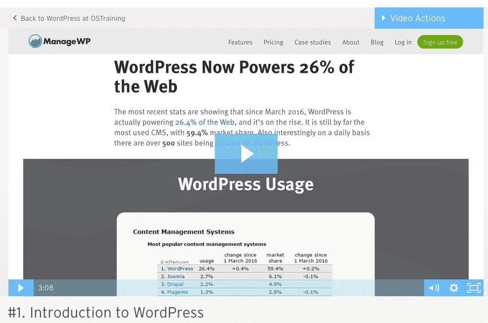 WordPress Wistia - Easily add Wistia videos to WordPress with the