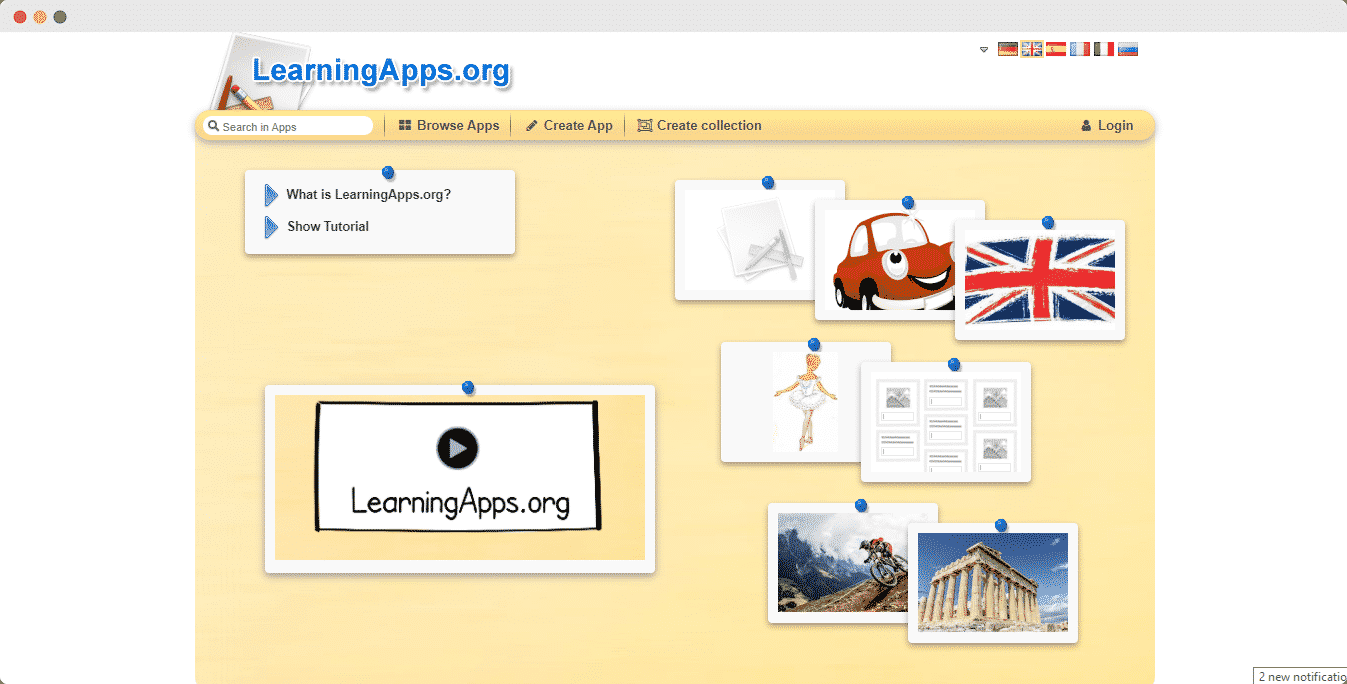 embed LearningApps apps